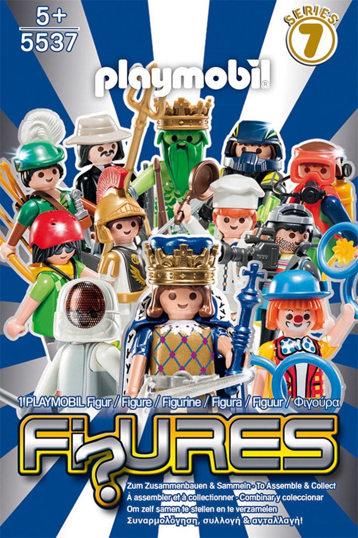 Playmobil-Figurine baieti,seria 7