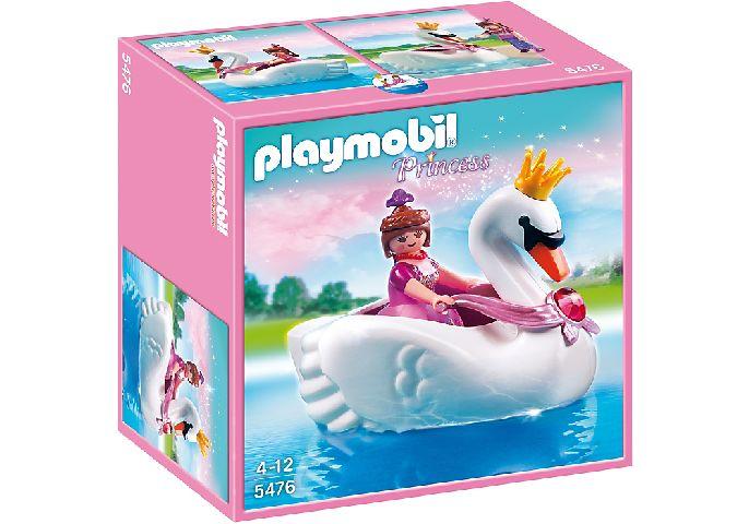 Playmobil-Printesa cu barca lebada