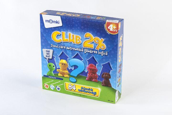 Momki,joc Club 2%