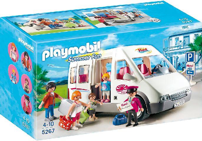 Playmobil-Autobuzul hotelului
