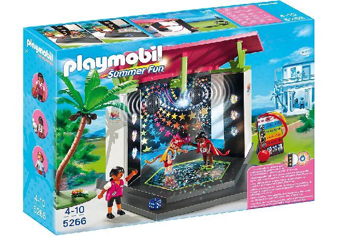 Playmobil-Club pentru copii cu discoteca