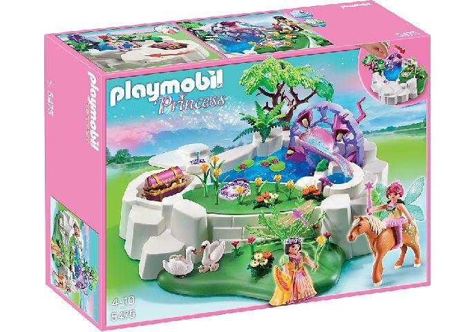 Playmobil-Lacul magic de cristal