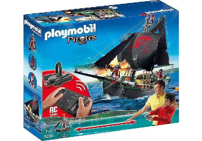 Playmobil-Corabia piratilor,RC