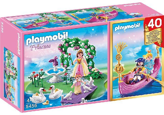 Playmobil-Printesa Islanda cu gondola