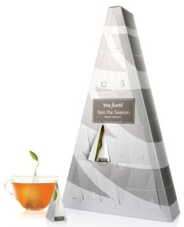 Ceai cu 24 de piraminde si calendar nr inversa