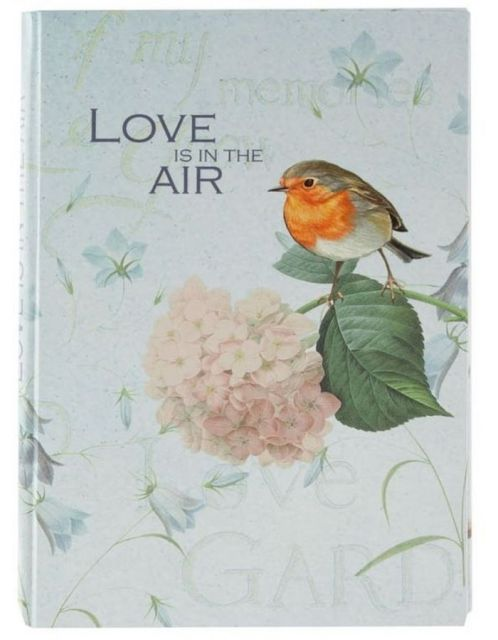 Agenda A5,100f,Love is in the air