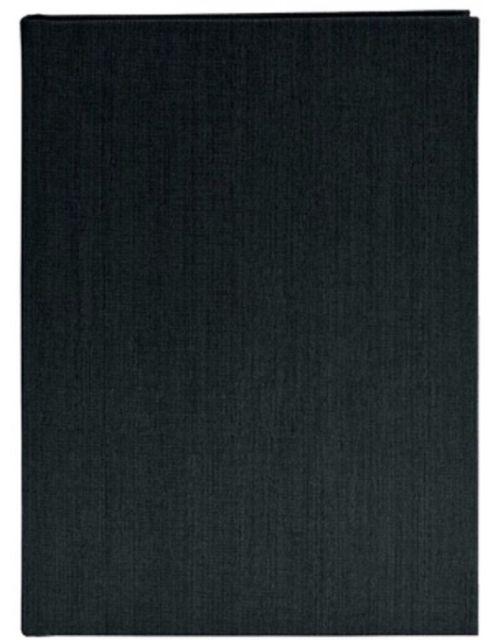 Caiet schite,A5,58p,160g,ivoar,negru