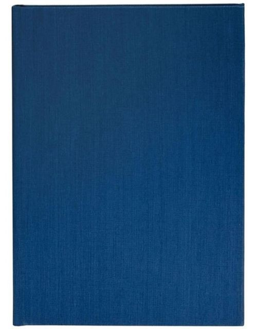Caiet schite,A5,58p,160g,ivoar,albastru