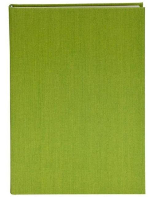 Caiet schite,A5,58p,160g,ivoar,verde