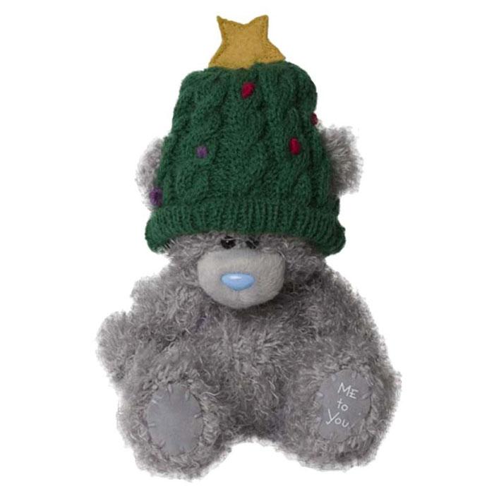 Plus MTY 5in, urs cu caciula in forma de brad