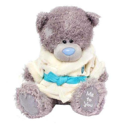 Plus MTY 10in, urs imbracat in rochita