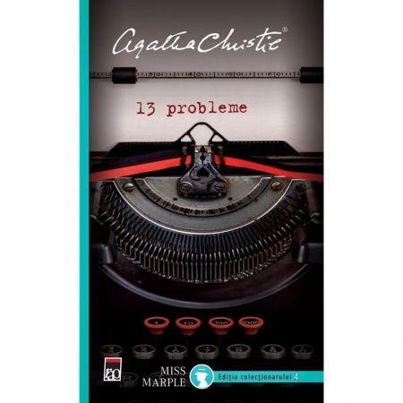 13 PROBLEME. MISS MARPLE EDITIA COLECTIONARULUI
