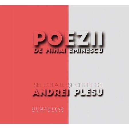 CD POEZII DE MIHAI EMINESCU