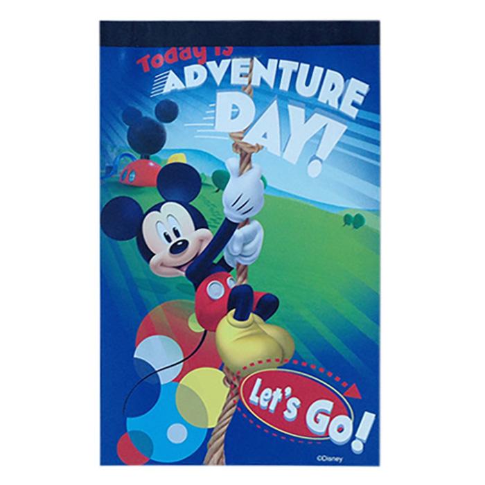 Set notes,abtibild,etichete,Mickey