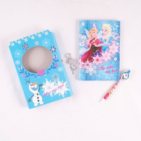 Jurnal secret,Frozen