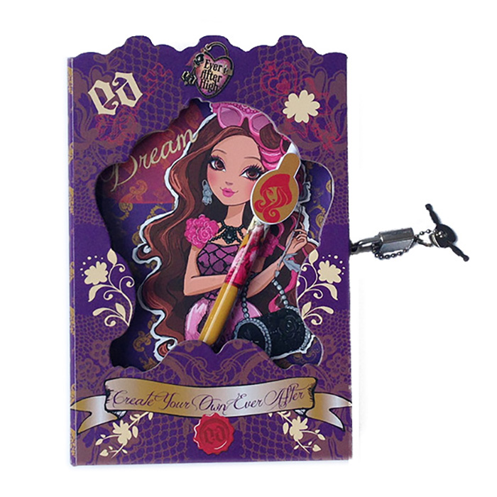 Jurnal secret,Ever After High