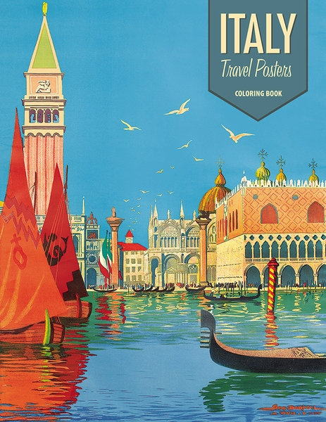 ITALY: TRAVEL POSTERS