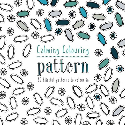 COLOR ME CALM WITH PATTERN