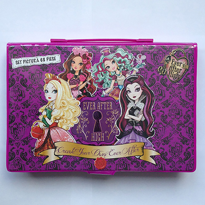Set pictura 68 piese,Ever After High