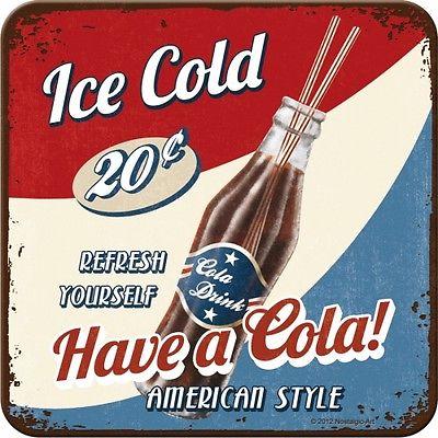 Suport pahar Have a Cola!