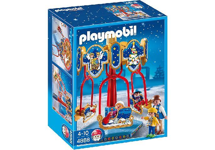 Playmobil-Carusel de Craciun