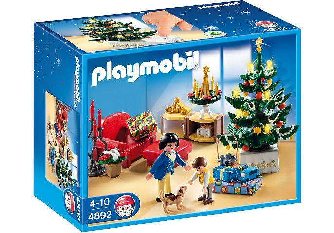 Playmobil-Camera de Craciun