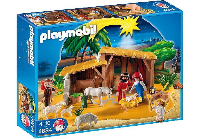 Playmobil-Scena nasterii domnului