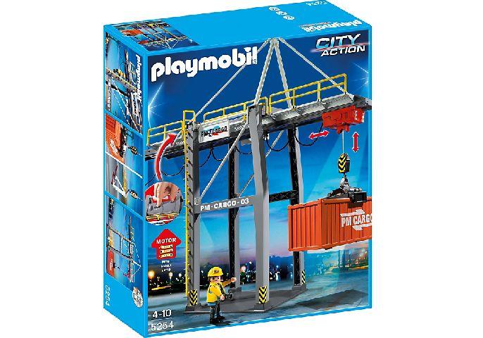 Playmobil-Terminal de incarcare a marfurilor