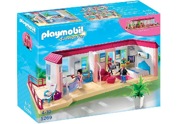 Playmobil-Apartamentul de lux al hotelului