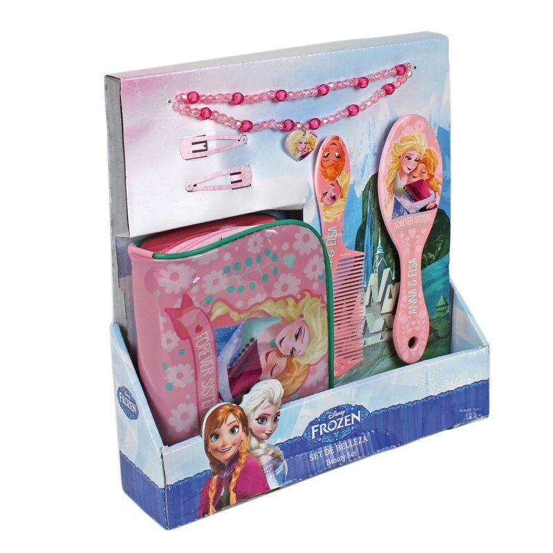 Set geanta +5 accesorii,Frozen