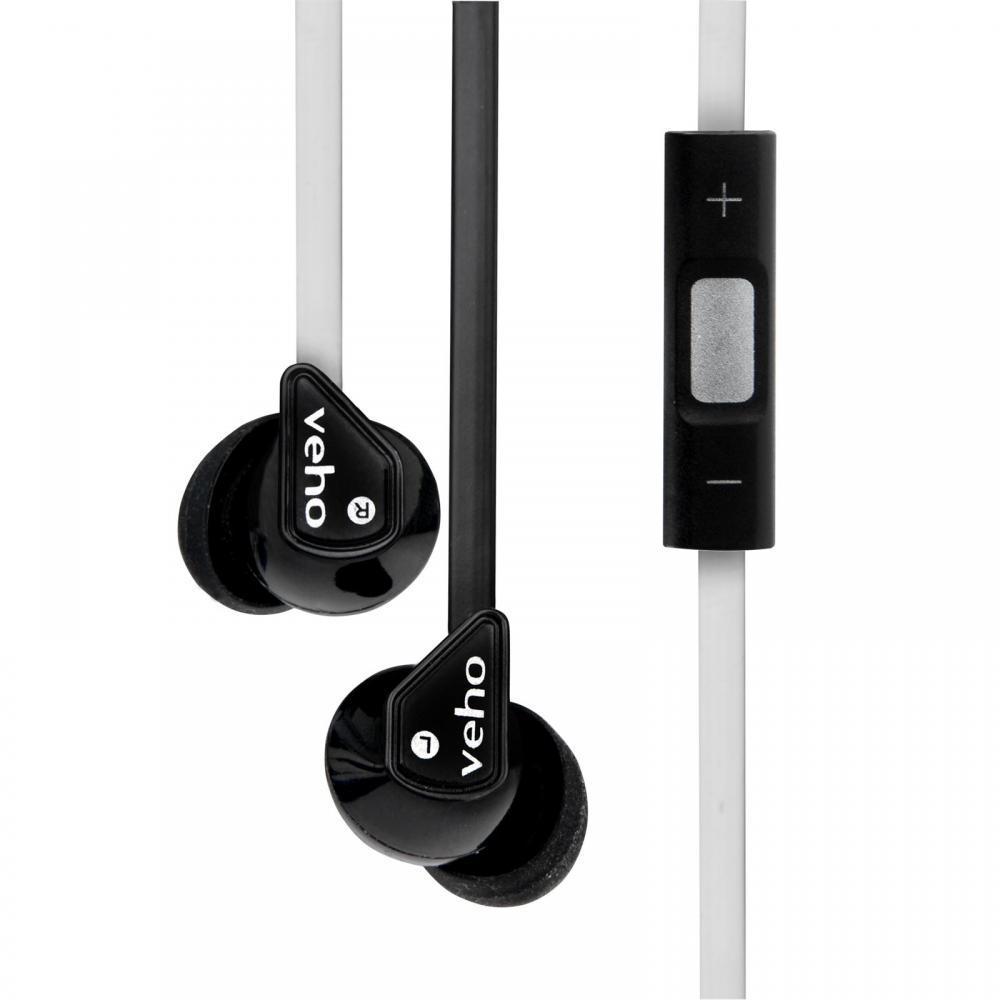 Casti Stereo cu anulare zgomot ambiental, cu volum pe fir
