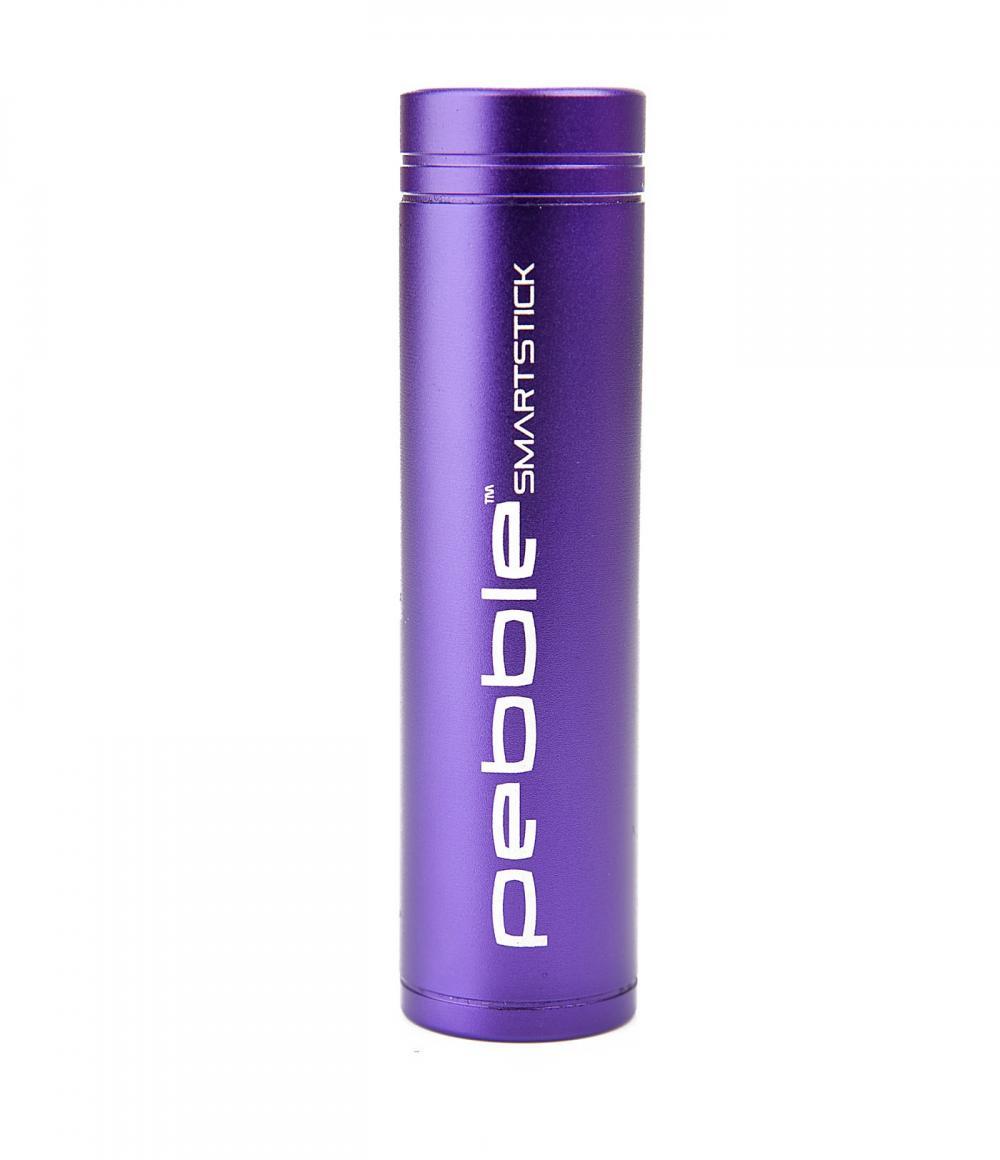 Pebble, baterie portabila, 2200mah, violet