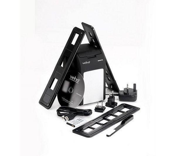 Scanner pentru film foto-negativ