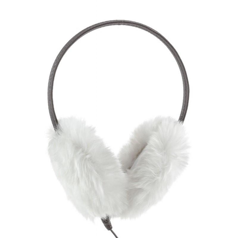 Casti Albe Furry