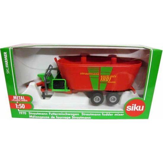 Remorca tractor furaje,Siku,1:50