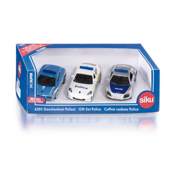 Masina Siku,politie,3/set