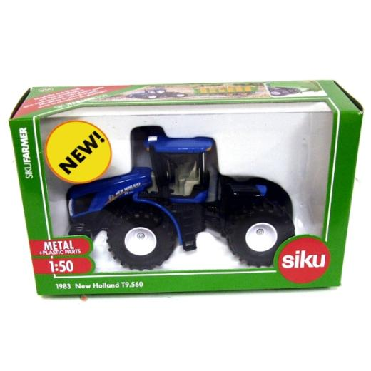 Tractor,Siku,New Holland,1:50