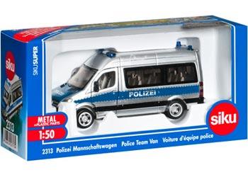 Masina Siku,politie,1:50