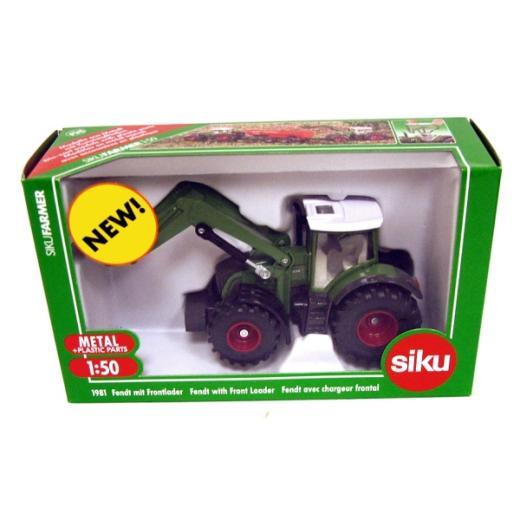 Tractor,Siku,cuva,1:50,1981
