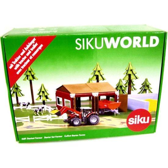 Ferma SikuWorld,52 pcs/set