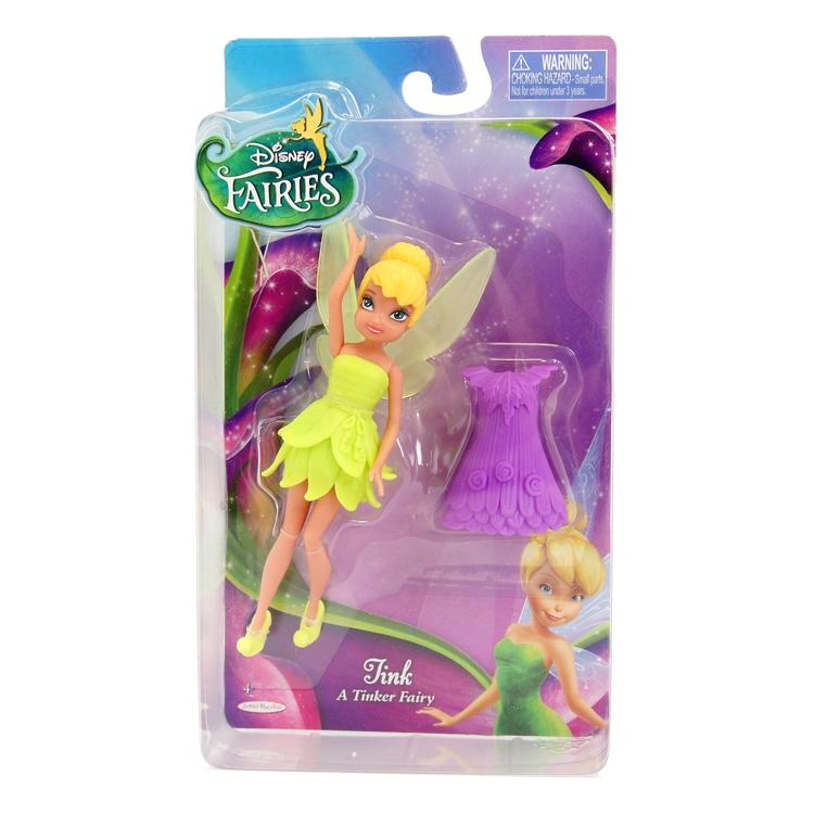 Papusa Disney Fairies,zana,11.5cm,accesorii