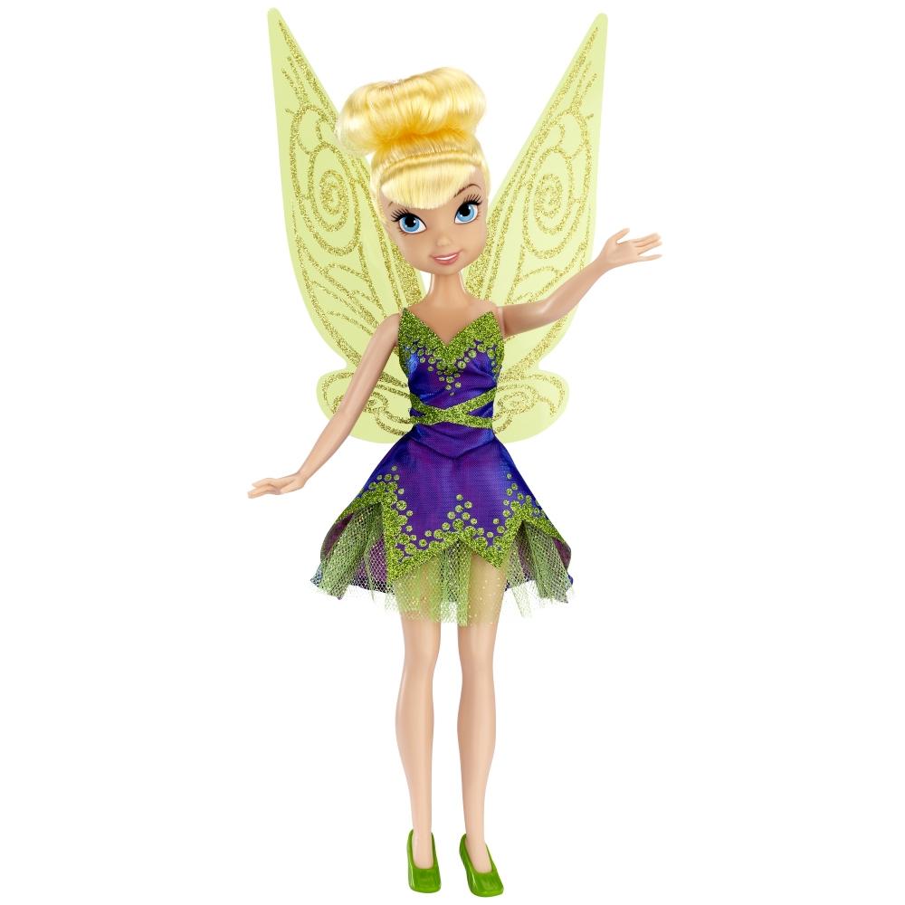Papusa Disney Fairies,zana clasica,23cm