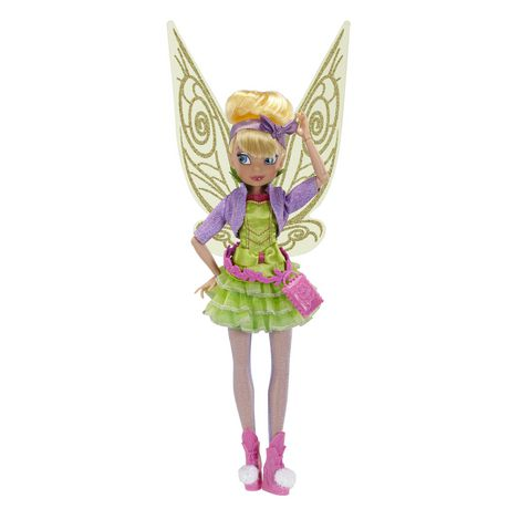 Papusa Disney Fairies,zana delux,23cm