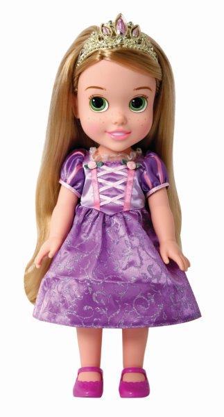 Papusa Disney Rapunzel,copil,30cm