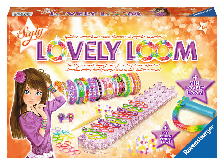 Lovely loom,kit creare...
