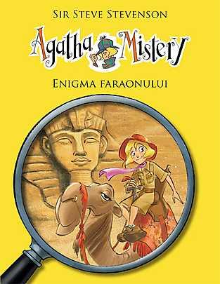 AGATHA MISTERY-ENIGMA FARAONULUI (VOL.1)