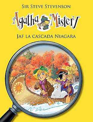 AGATHA MISTERY-JAF LA CASCADA NIAGARA (VOL.4)