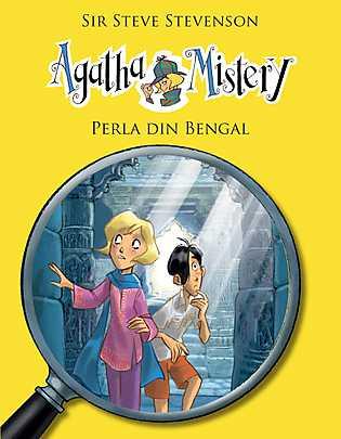 AGATHA MISTERY-PERLA DIN...