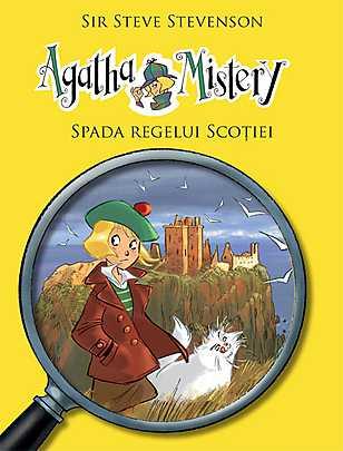 AGATHA MISTERY-SPADA REGELUI SCOTIEI (VOL.3)