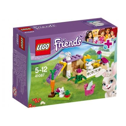 Lego-Friends,Iepuras cu pui